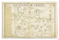 Locatione de Trinità, 1686